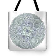 Fibonacci Web Tote Bag