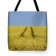 Field Of Corn Tote Bag