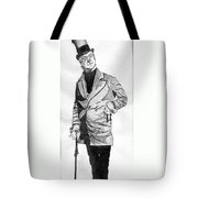 Fields As The Imperishable Wilkins Micawber Tote Bag