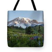 Fields Of Beauty Tote Bag