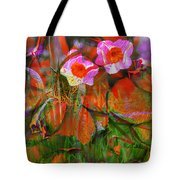 Fields Of Seeds Tote Bag