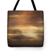 Fiery Atlantic Sunrise 1 Tote Bag