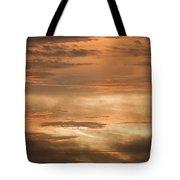 Fiery Atlantic Sunrise 2 Tote Bag