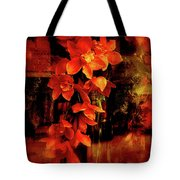 Fiery Ladies Tote Bag