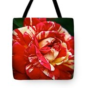 Fiesta Rose Tote Bag