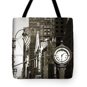 Fifth Avenue Tote Bag