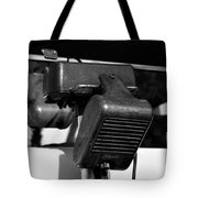 Fifties Drive In Theatre Tote Bag