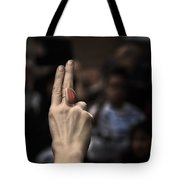 Fight For Your Rights Tote Bag