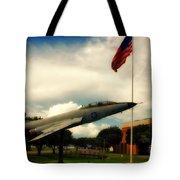 Fighter Jet Panama City Fl Tote Bag