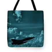 Fighter Pride Tote Bag