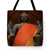 Angkor Wat Cambodia 3 Tote Bag