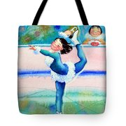 Figure Skater 19 Tote Bag