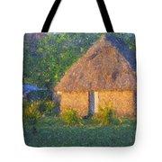 Fijian Bure Tote Bag