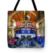 Filey Lifeboat Tote Bag