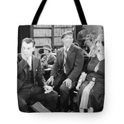 Film: All Aboard, 1927 Tote Bag