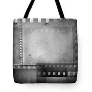 Film Negatives  Tote Bag