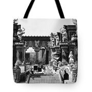 Film Set: Intolerance, 1916 Tote Bag