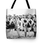 Film Still: Beauty Pageant Tote Bag