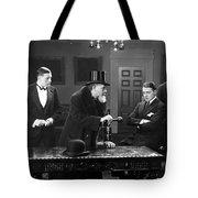 Film Still: Men Group Tote Bag