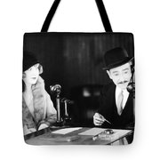 Film Still: Telephones Tote Bag
