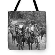 Film: Sunset Jones, 1921 Tote Bag