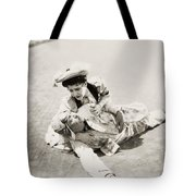 Film: The First Auto, 1927 Tote Bag