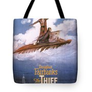 Film: The Thief Of Bagdad: Tote Bag