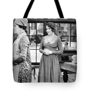 Film: Woman Disputed, 1928 Tote Bag by Granger