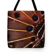 Fin Of A Scorpionfish, Indonesia Tote Bag