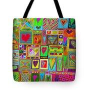 find U'r Love found    v15 Tote Bag