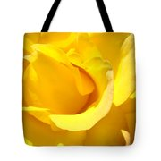 Fine Art Prints Yellow Rose Flower Tote Bag