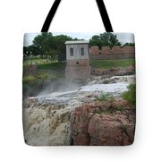 Fine Mist From Furious Falls Tote Bag