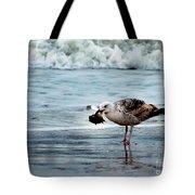 Fine Ocean Dining Tote Bag by Paul Ward