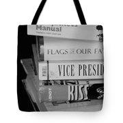 Fine Reading Tote Bag