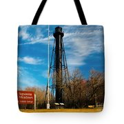 Finns Point Light Tote Bag