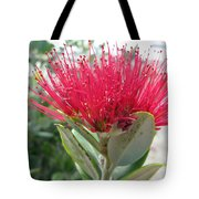 Fiore Rosso E Grasso Tote Bag
