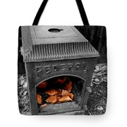Fire Box Tote Bag