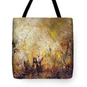 Fire Bugs Tote Bag