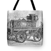 Fire Engine, 1862 Tote Bag