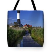 Fire Island Reflection Tote Bag