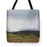 Fire Or Ice Tote Bag