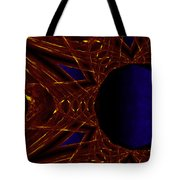 Fire Star Tote Bag
