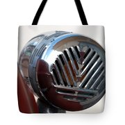 Fire Truck Siren Tote Bag