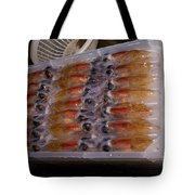 Firefly Squid Processing Tote Bag