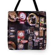 Fireman - Discharge Panel Tote Bag