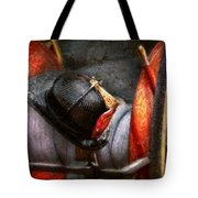 Fireman - Hat - South Plainfield Fire Dept Tote Bag