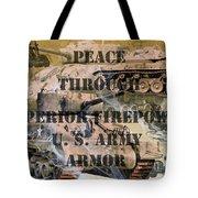Firepower  Tote Bag