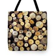 Firewood Tote Bag