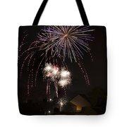 Fireworks 1 Tote Bag