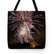 Fireworks 2 Tote Bag